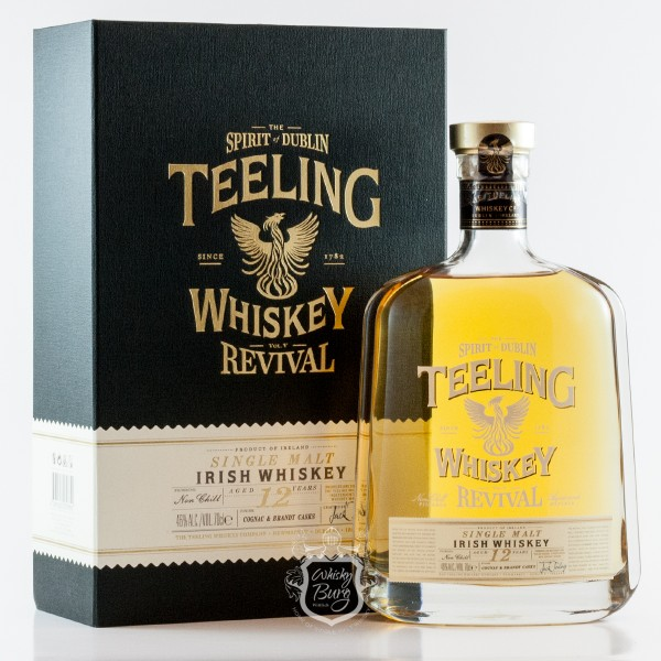 Teeling 12 y.o. Single Malt Revival Vol. 5