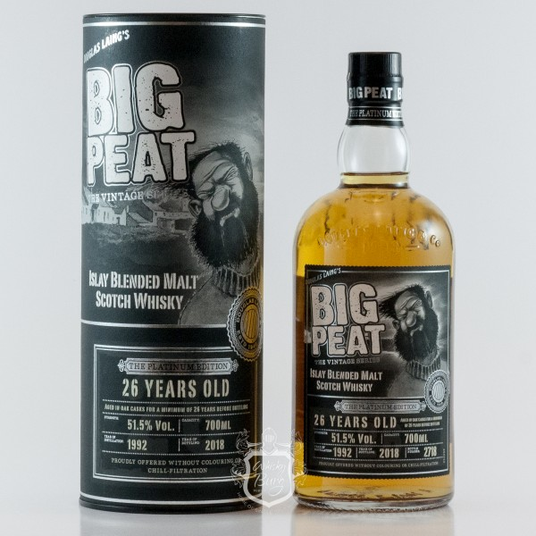 Big Peat  1992 The Platinum Edition