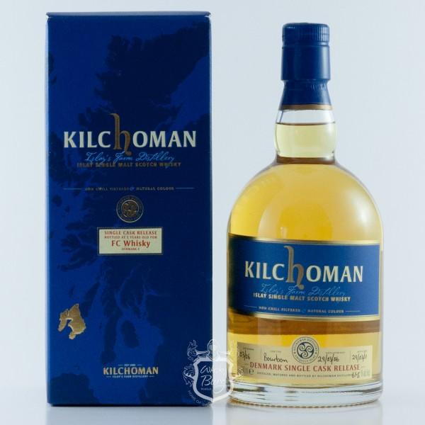 Kilchoman 2006 FC Whisky Denmark Edition 4