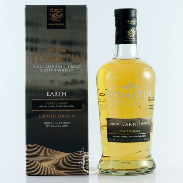 Tomatin Five Virtues Serie - Earth
