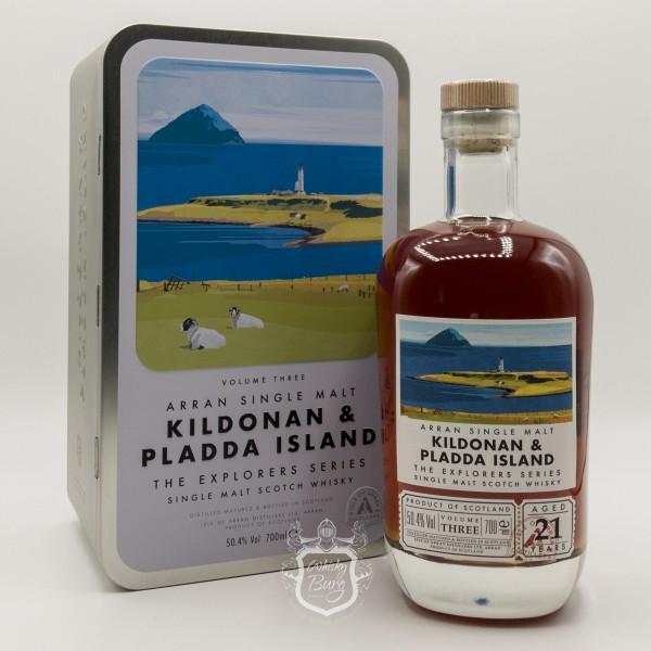 Arran-Kildonan-Pladda-Island