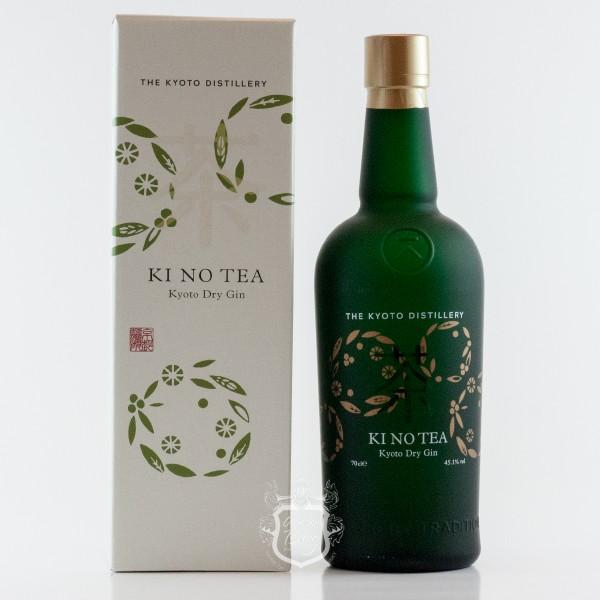 KINOBI - Kyoto Ki No Tea - Gin - 2018 Release (Japan)