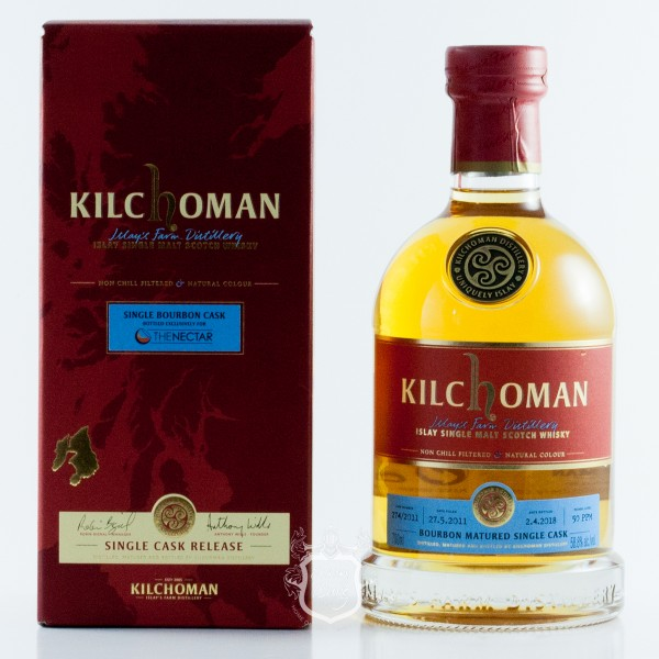 Kilchoman 2011 Single Cask