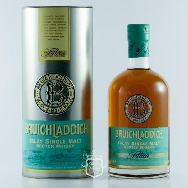 Bruichladdich 15 Jahre 2nd Edition