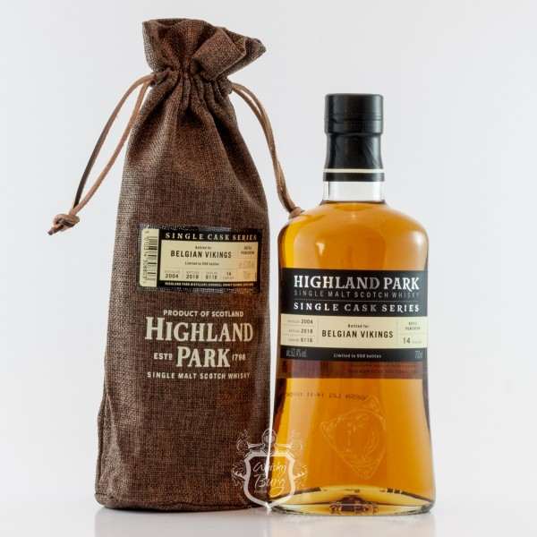 Highland Park 2004 Single Cask Belgium