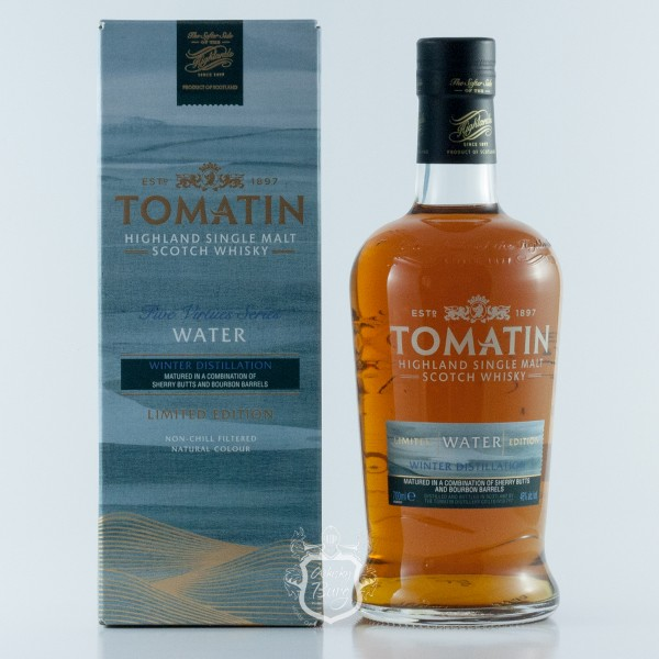 Tomatin Five Virtues Serie - Water