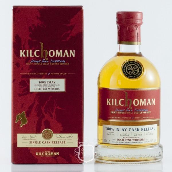 Kilchoman 2008 Loch Fyne