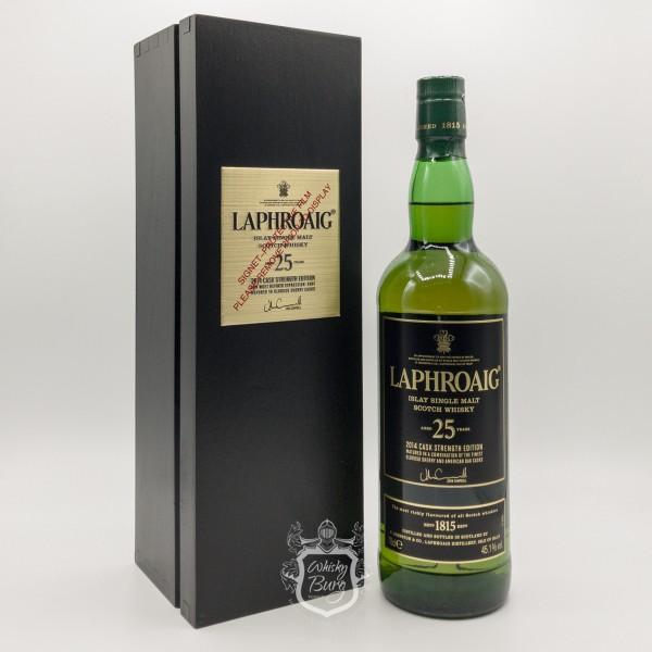 Laphroaig 25y Cask Strenght