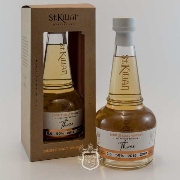 St. Kilian 2016 Signature Edition Three