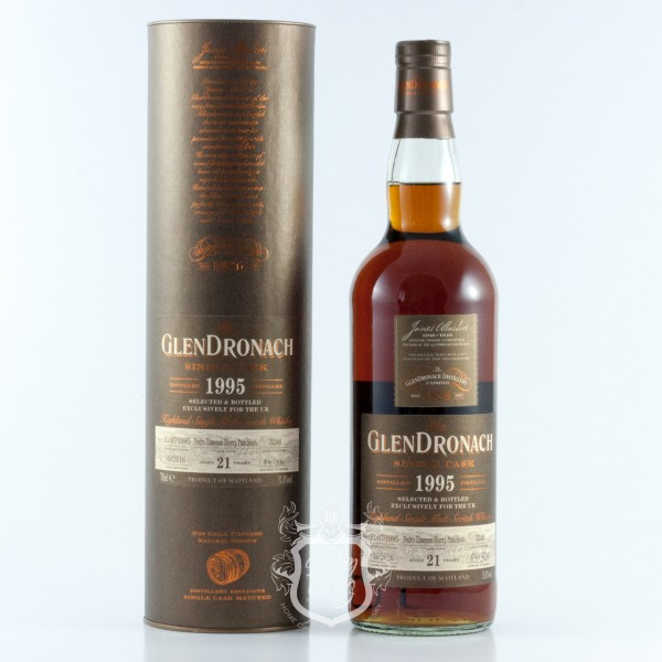 Glendronach 1995  Single Cask