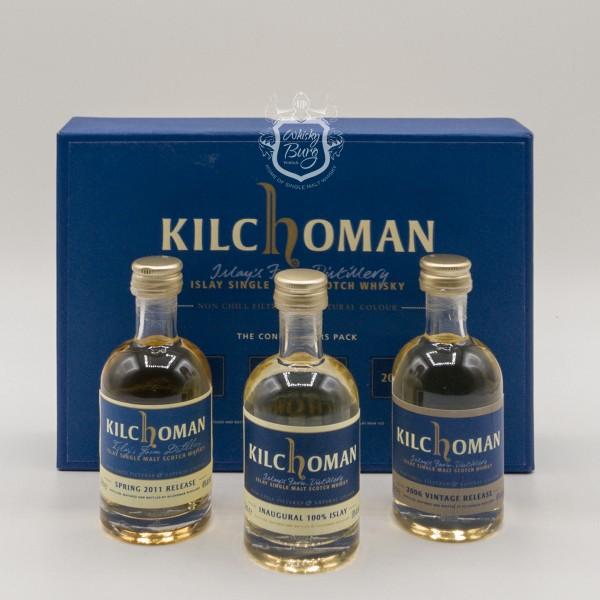 Kilchoman The Connoisseurs Pack