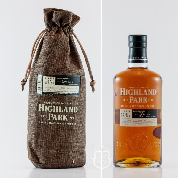 Highland Park 2005 Single Cask The W Club Exclusive