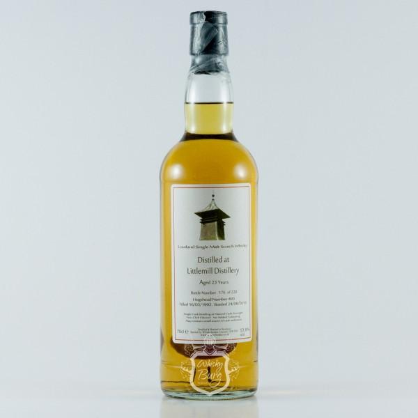 Littlemill 1992 Whiskybroker