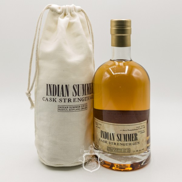 Indian Summer Gin EX Bunnahabhain Cask