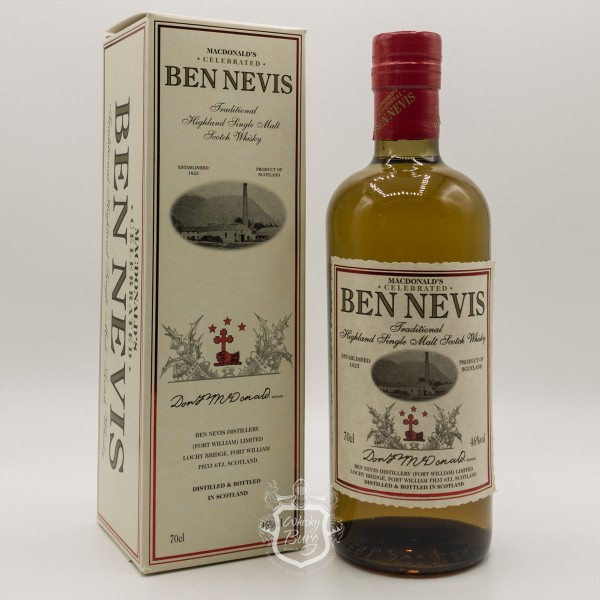Ben Nevis Mc Donald's Traditional