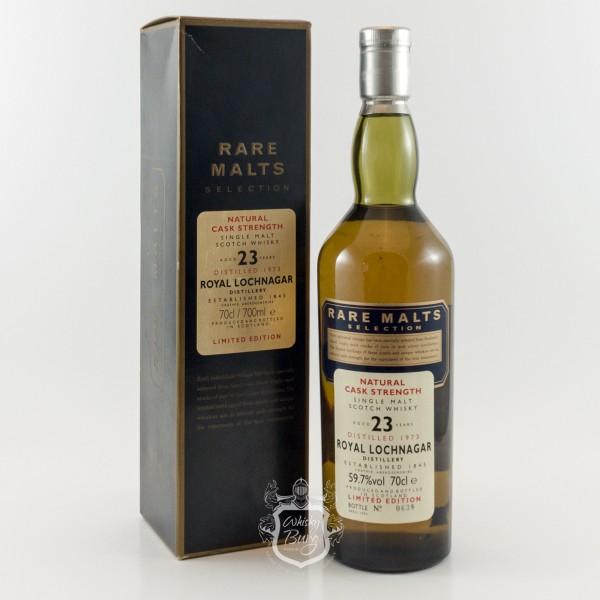 Royal Lochnagar 23y Rare Malts