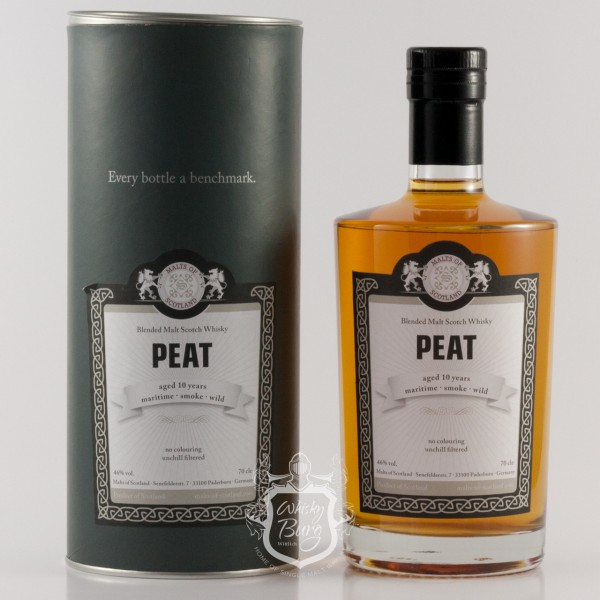 Peat Blended Malt 10y MoS
