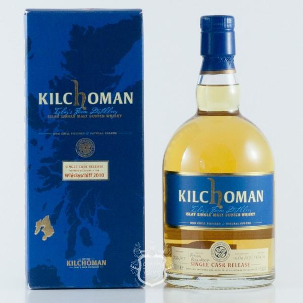 Kilchoman 2007 Whiskyschiff Zürich