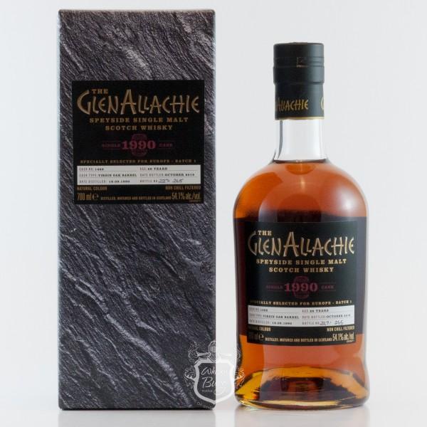 Glenallachie 1990/2018 Single Cask Virgin Oak