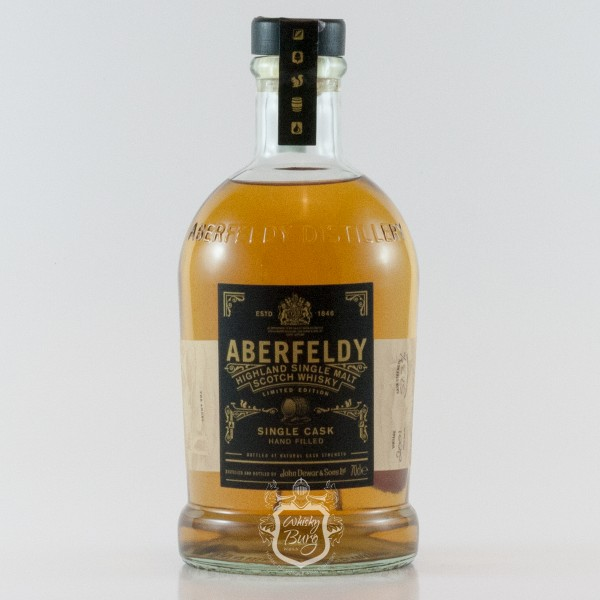 Aberfeldy Hand Filled Single Cask