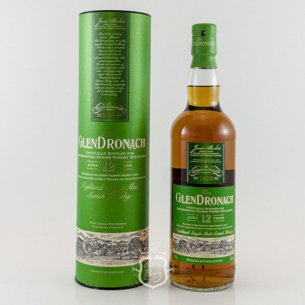 Glendronach-12y-Prof-Danish-Whisky-Retailers