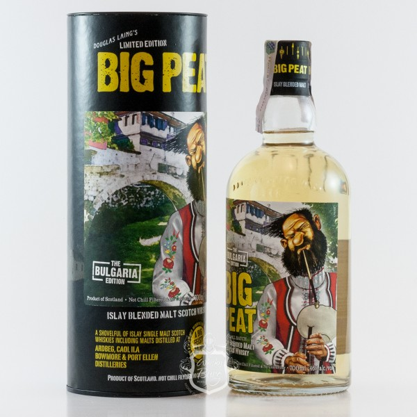 Big Peat The Bulgaria Edition