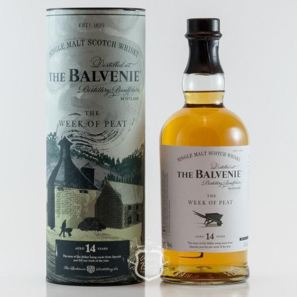 Balvenie 14 Jahre Week of Peat