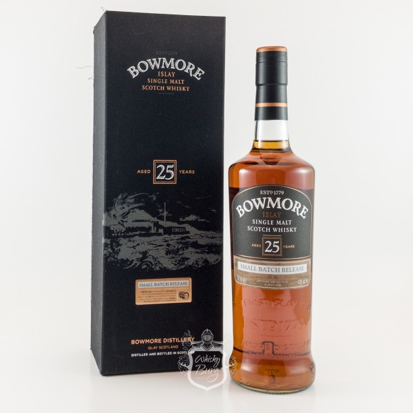 Bowmore-25y-Small-Batch-Release