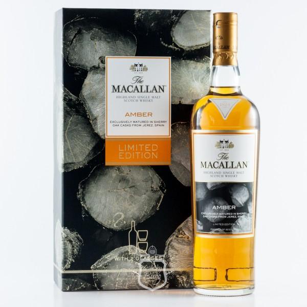Macallan Amber Gift Set