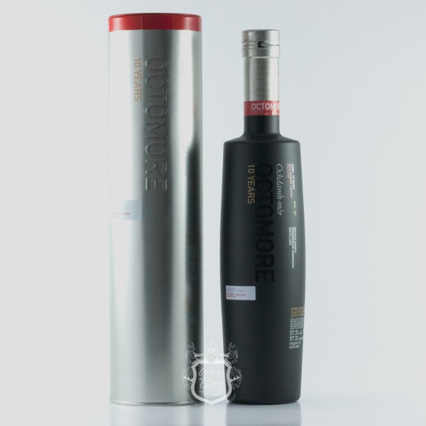 Octomore 10 Jahre Second Release