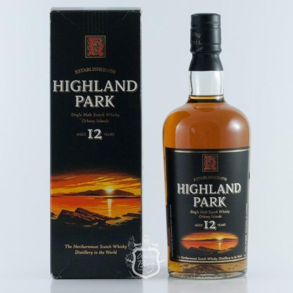 Highland Park 12 Jahre