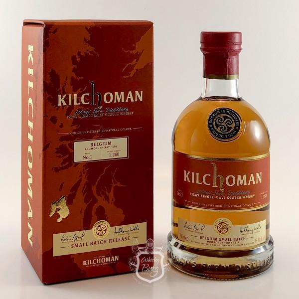 Kilchoman Belgium No 1
