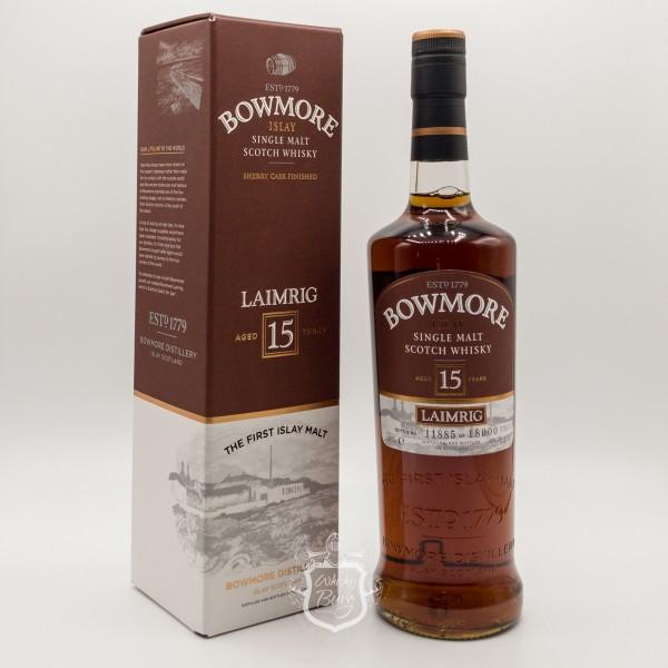 Bowmore-15y-Laimrig