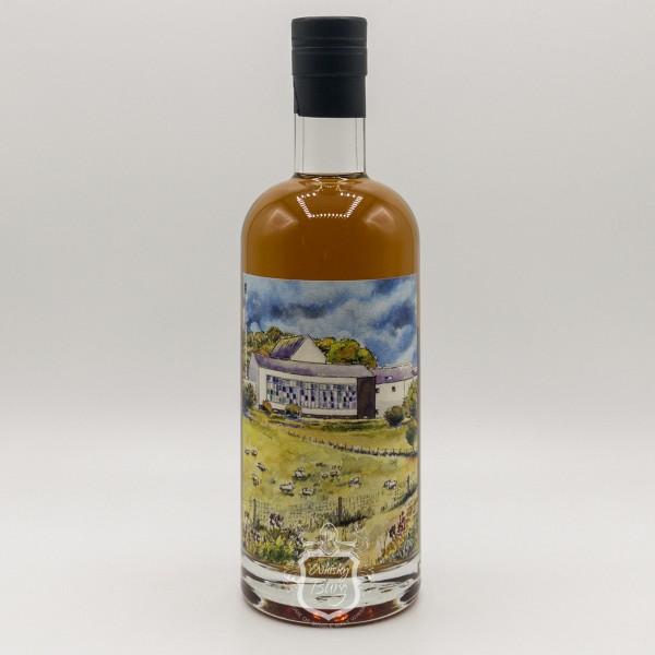 Secret Highland Distillery 13y