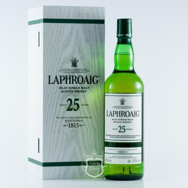 Laphroaig 25 Jahre alt 2018 Edition