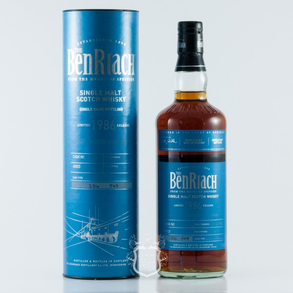 Benriach 1986 Single Cask