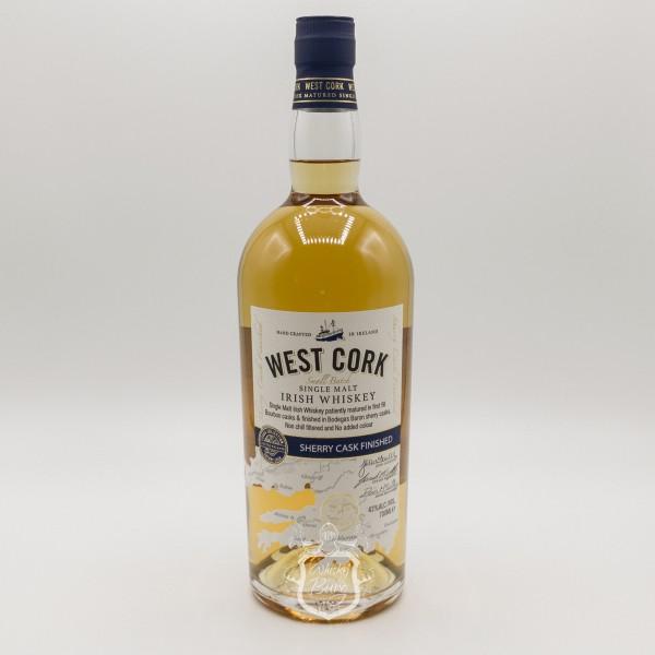 West Cork Irish Whiskey Sherry Cask Finish