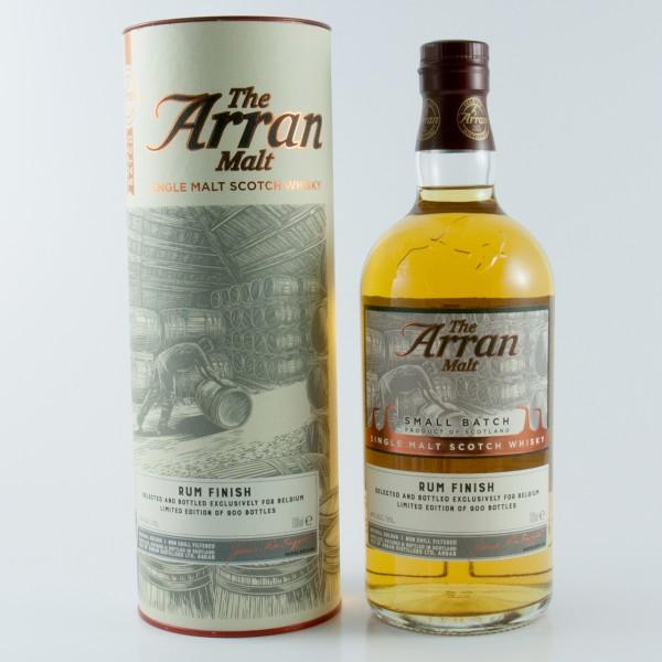 Arran Rum Cask Finish Limited Edition nur 900 Flaschen