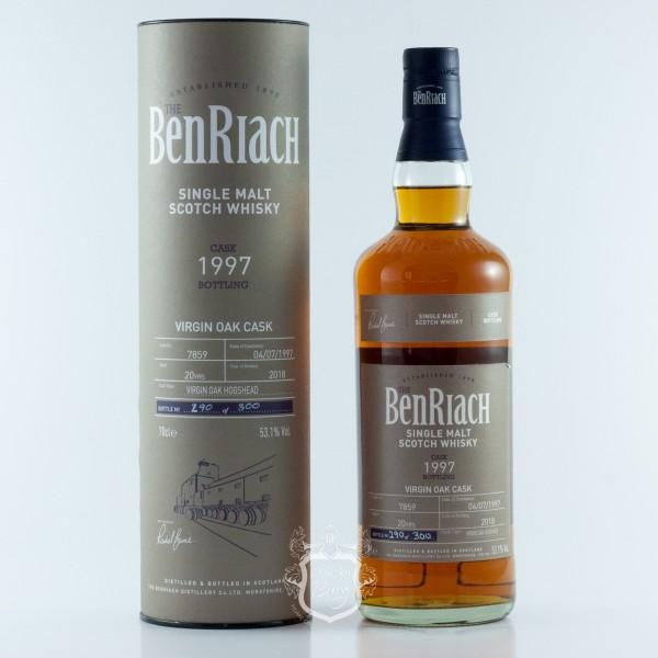 Benriach 1997   Batch 15