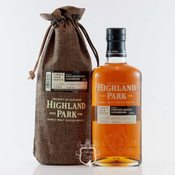 Highland Park 2004 Single Cask Luxembourg