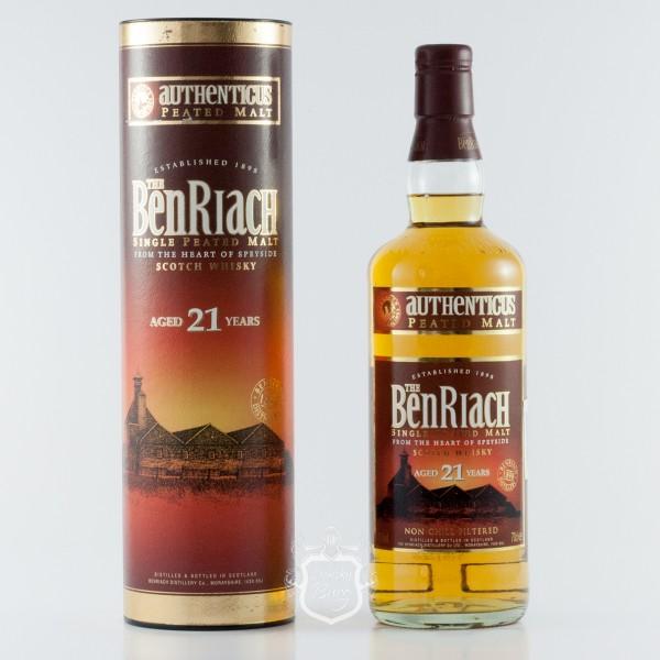 Benriach 21 Jahre Authenticus