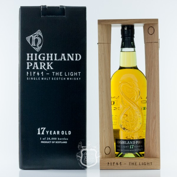 Highland Park 17 Jahre The Light