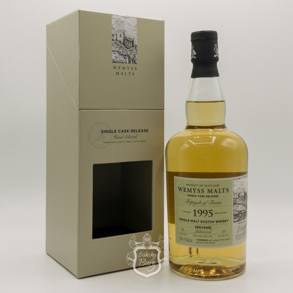 Linkwood 1995 Wemyss Malts